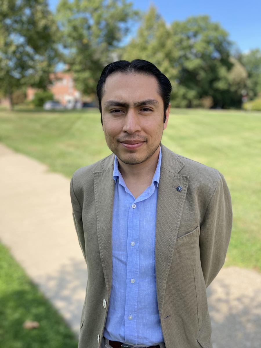 Dr. Jonathan Fresnedo Ramirez Headshot