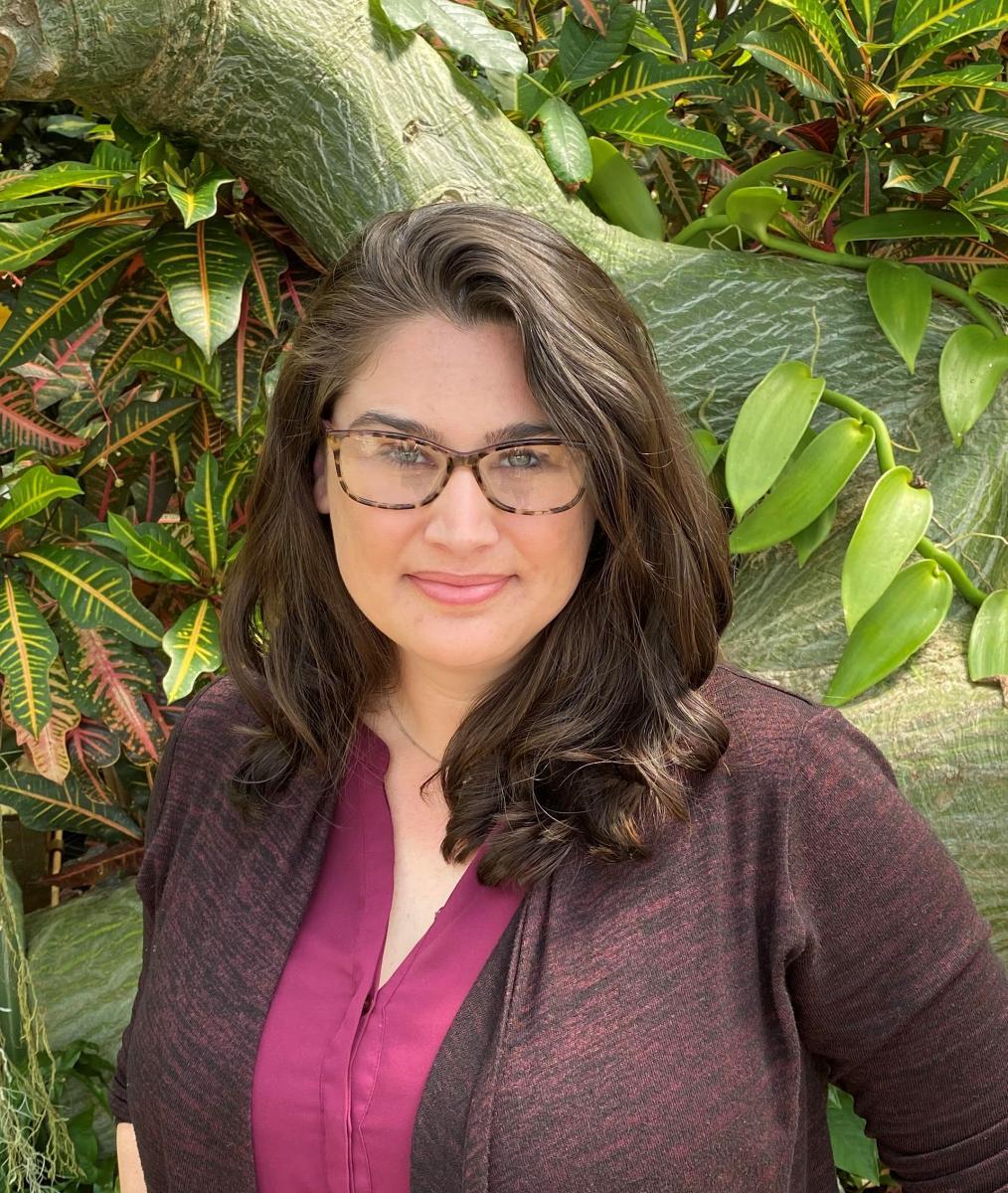 Dr. Andrea Gschwend Headshot