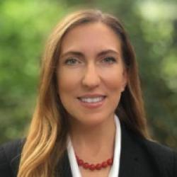 Headshot of Heather Raymond, Director of Water Quality Initiative