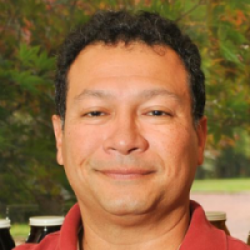 Headshot of Luis Canas, Interim Director of International Programs in Agriculture